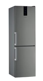 Свободностоящ комбиниран хладилник Whirlpool - W9 831D IX H