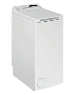 Whirlpool prostostoječi pralni stroj z zgornjim polnjenjem: 5,5 kg - TDLR 55020S EU/N