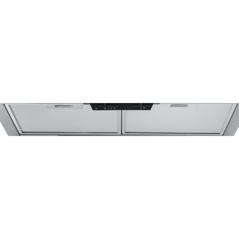 Indesit HOOD Free-standing UHPM 6.3F CS X/1 Inox Wall-mounted Mechanical Filter