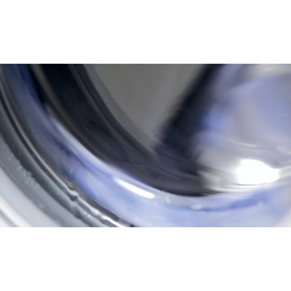 Indesit Стиральная машина Отдельностоящий BWSD 51051 Белый Фронтальная загрузка A Drum