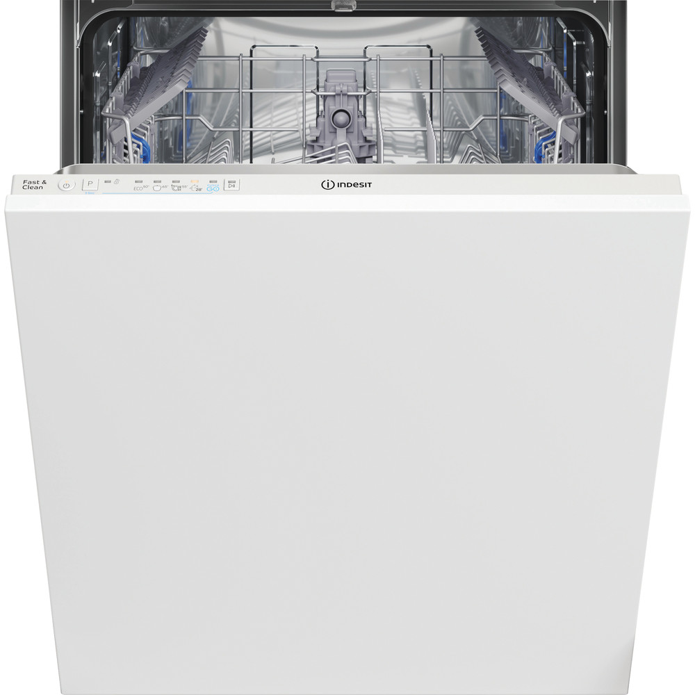 Indesit Lavavajillas Encastre DIE 2B19 A Full-integrated F Frontal