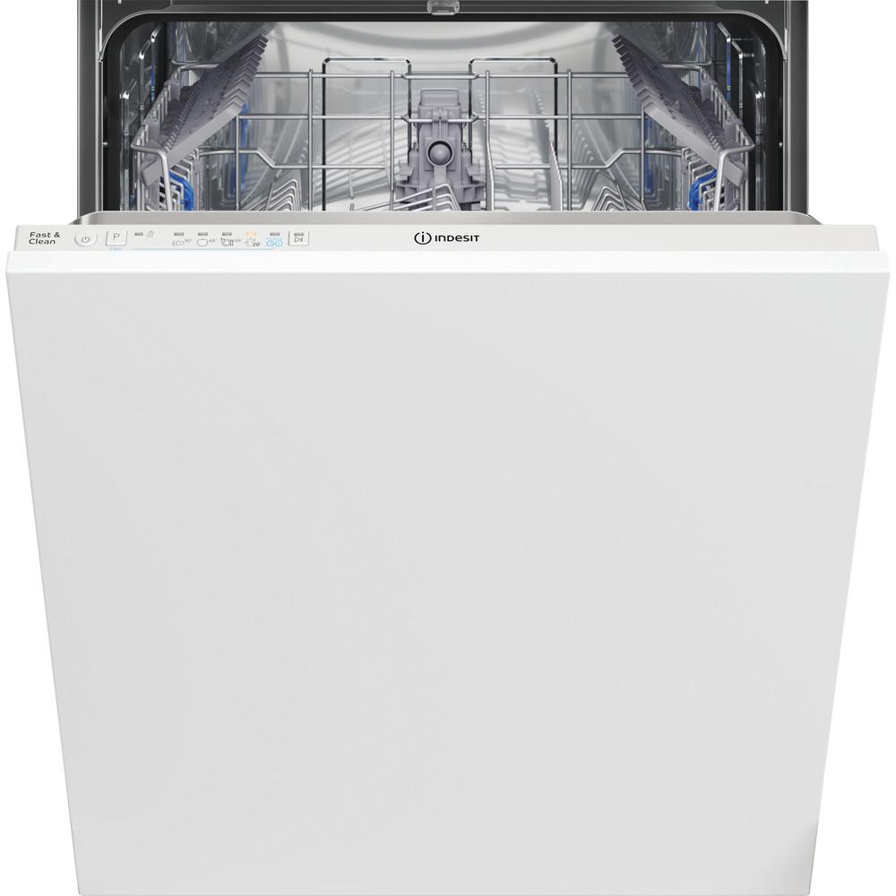 Indesit Mašina za pranje posuđa ugradbeni DIE 2B19 A A scomparsa totale F Frontal