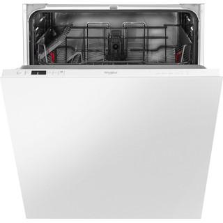 Whirlpool integrerad diskmaskin: färg vit, 60 cm - WIC 3B19