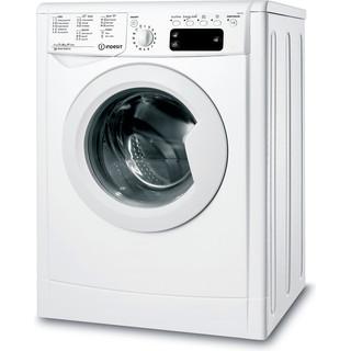Indesit freestanding front loading washing machine: 6kg