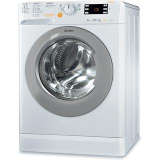 9kg: Indesit freestanding washer dryer