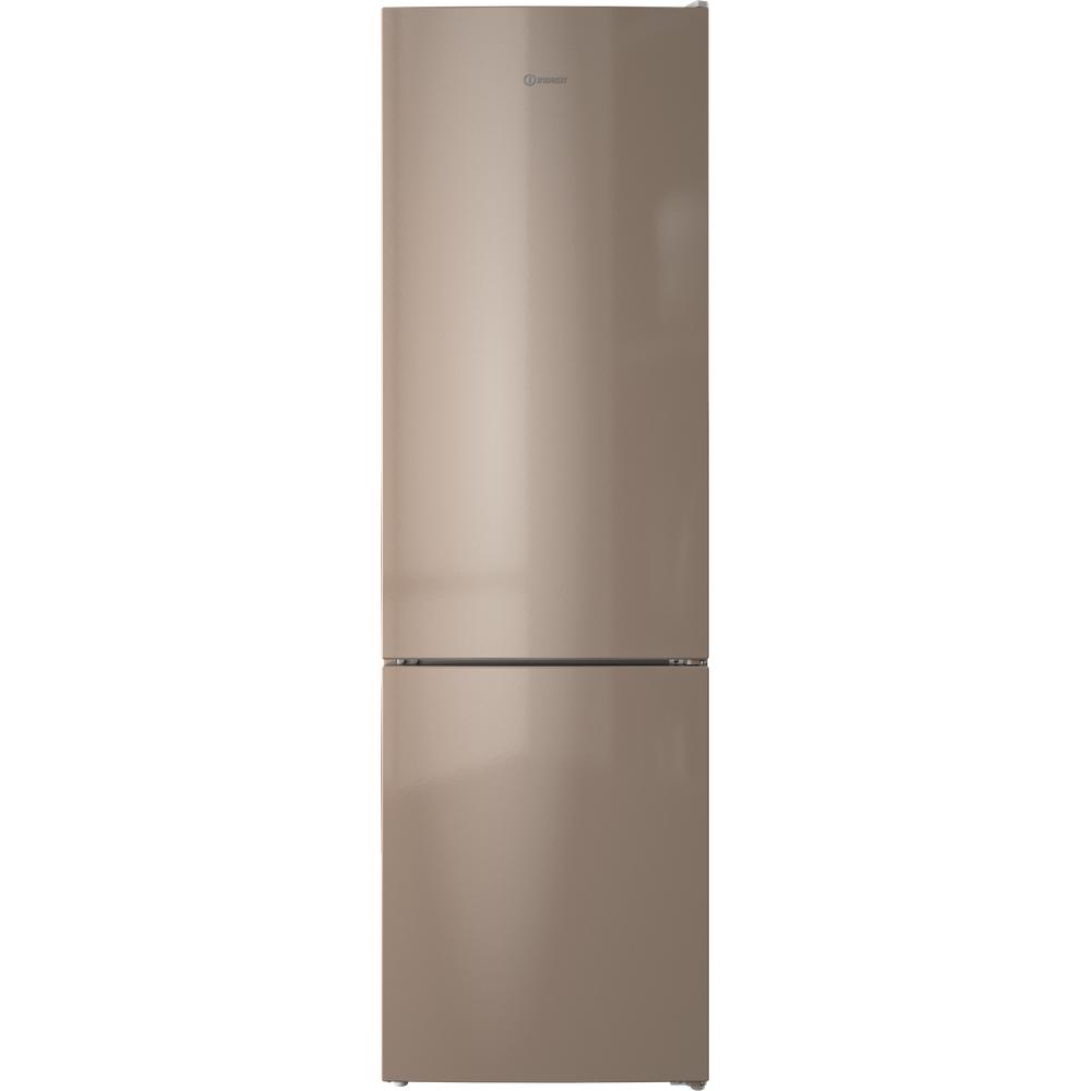 Indesit Холодильник с морозильной камерой Отдельностоящий ITR 4200 E Розово-белый 2 doors Frontal