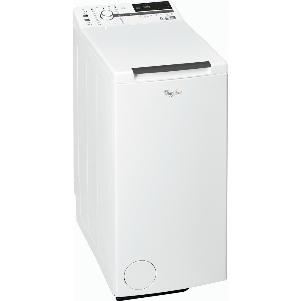 Whirlpool toppmatet vaskemaskin: 6 kg - TDLR 60230