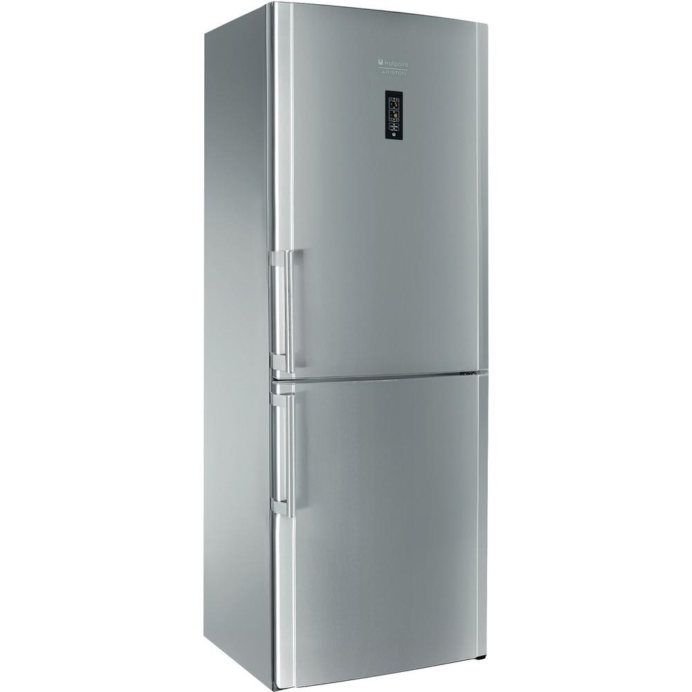 Hotpoint_Ariston Combinație frigider-congelator Neincorporabil ENBYH 19323 FW O3 Inox 2 doors Perspective