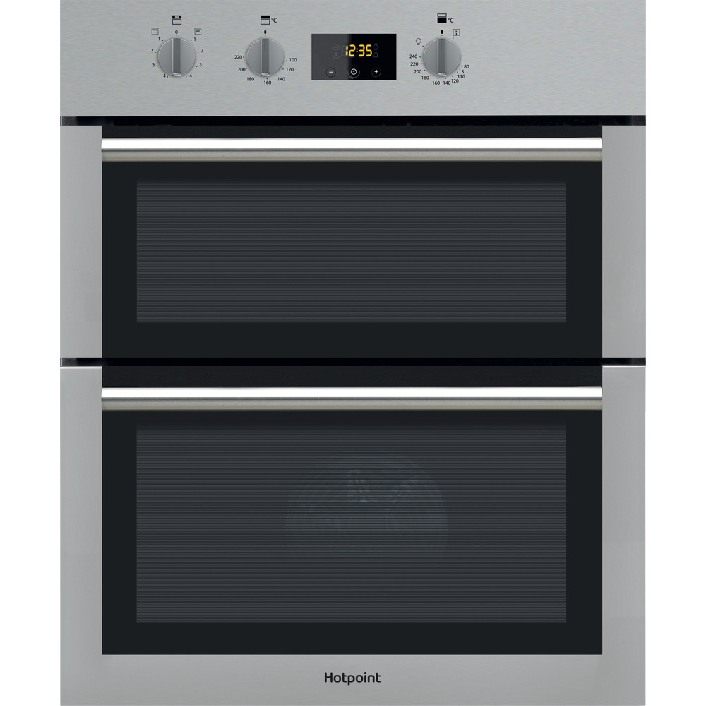 Hotpoint Double oven DU4 541 IX Inox A Frontal