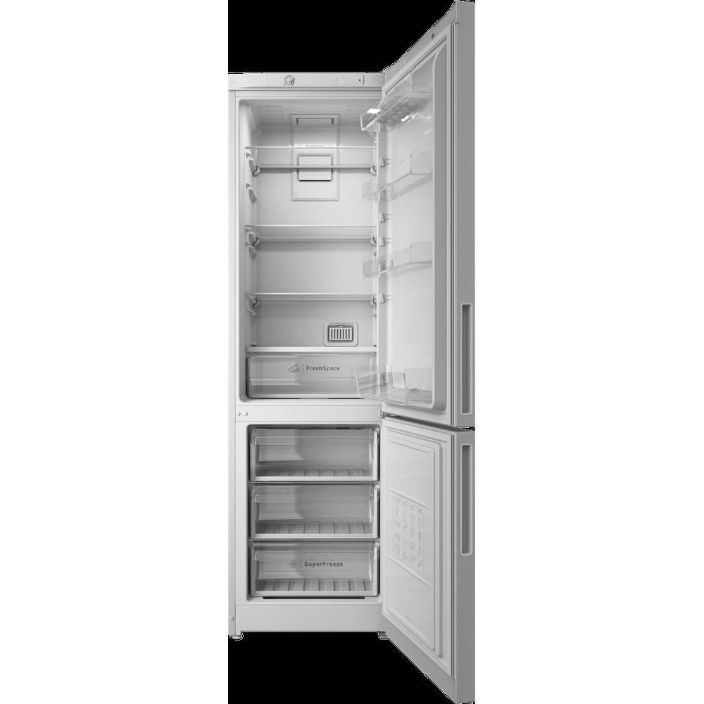 Indesit Холодильник с морозильной камерой Отдельностоящий ITR 4200 W Белый 2 doors Frontal open