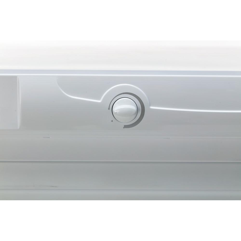 Indesit Морозильная камера Отдельностоящий IDU 0175 Белый Control_Panel