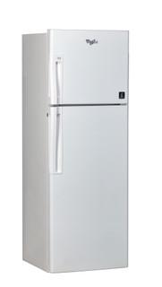 Whirlpool freestanding double door: frost free - WTM 452 RS WH