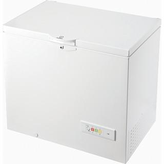 Indesit Congelatore A libera installazione OS 1A 250 2 Bianco Perspective