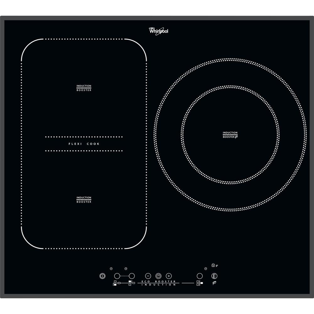 Placa de inducción Whirlpool - ACM 875/BA