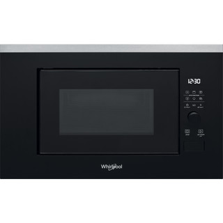 Whirlpool Micro-ondas Independente WMF200G Inox Electrónicos 20 Microondas+Função Grill 800 Frontal