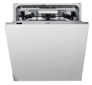 Whirlpool beépíthető mosogatógép: Inox szín, normál méretű - WIO 3O540 PELG