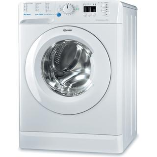 Indesit voľne stojaca spredu plnená práčka: 6 kg