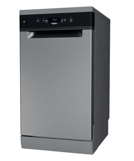 Whirlpool mosogatógép: Inox szín, keskeny - WSFC 3M17 X
