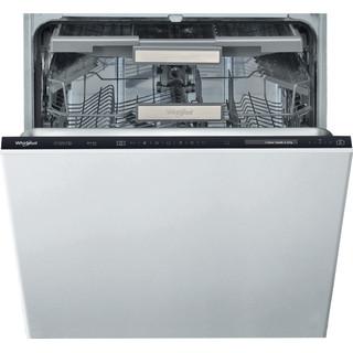 Whirlpool Integrated Dishwasher: Slimline - WIF 4O43 DLTGE @ UK