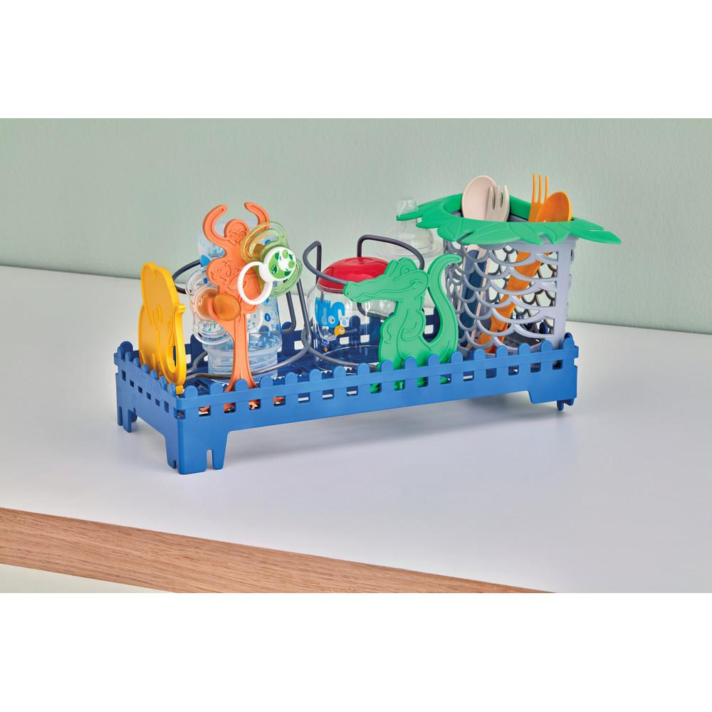 Indesit Посудомоечная машина Встроенная DISR 57H96 Z Full-integrated A Lifestyle detail