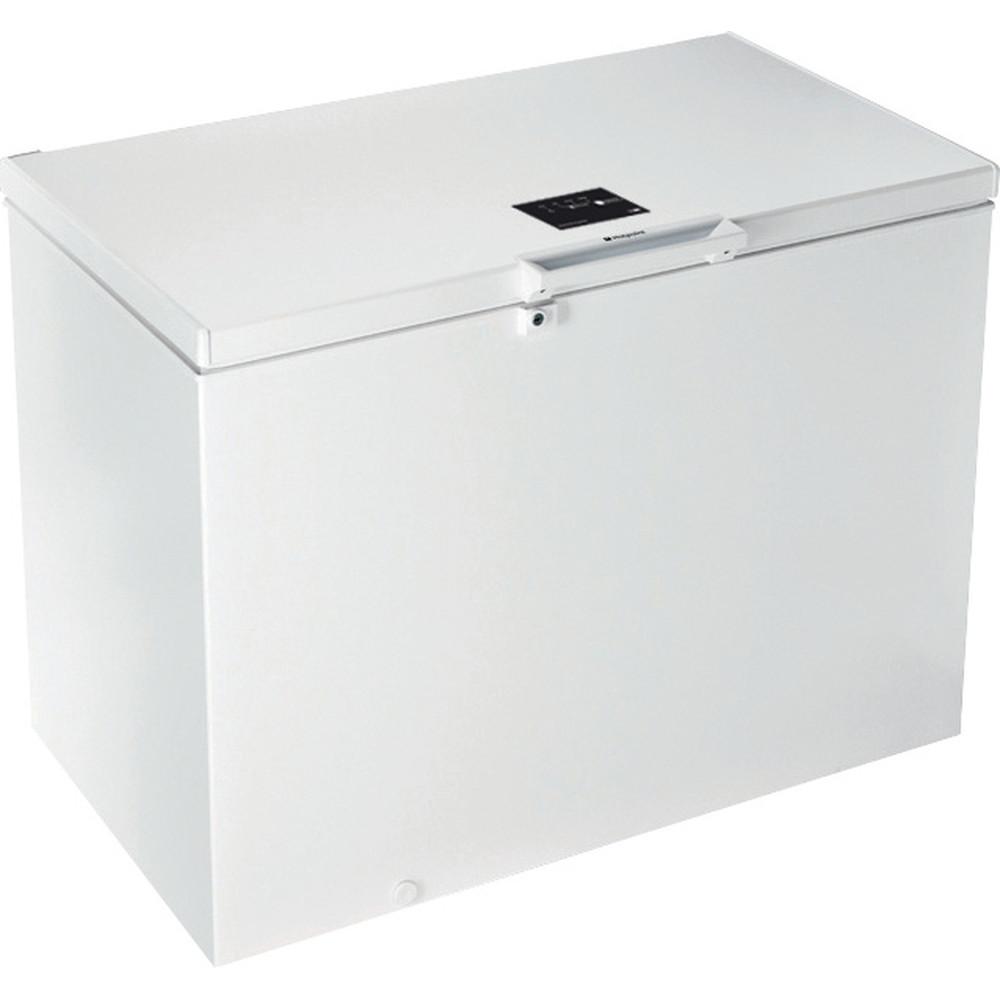 Hotpoint_Ariston Congelatore Libera installazione CS2A 300 H FA Bianco Perspective
