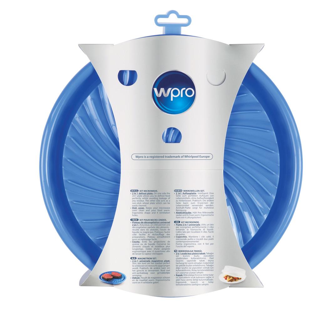Piatto Whirlpool Wpro DFG270 Piatto microonde per scongelare