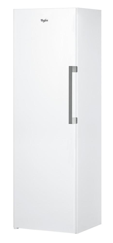 Whirlpool الفريزر مفرد UW8 F2C WBI EX أبيض عالمي Perspective