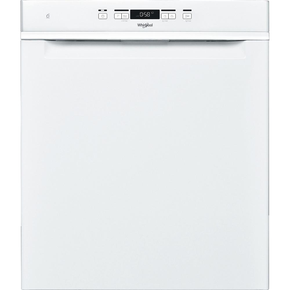 Whirlpool oppvaskmaskin: farge hvit, 60 cm - WRUC 3C32