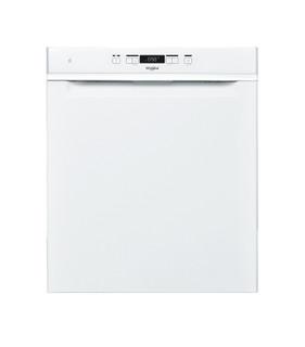 Whirlpool-opvaskemaskine: hvid farve, fuld størrelse - WRUC 3C32