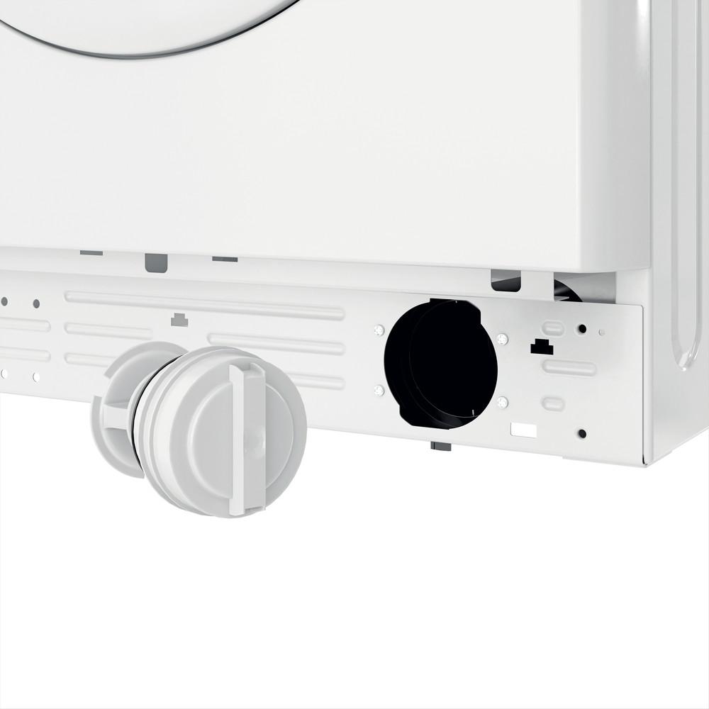 Indesit Washing machine Free-standing MTWE 91483 W UK White Front loader D Filter