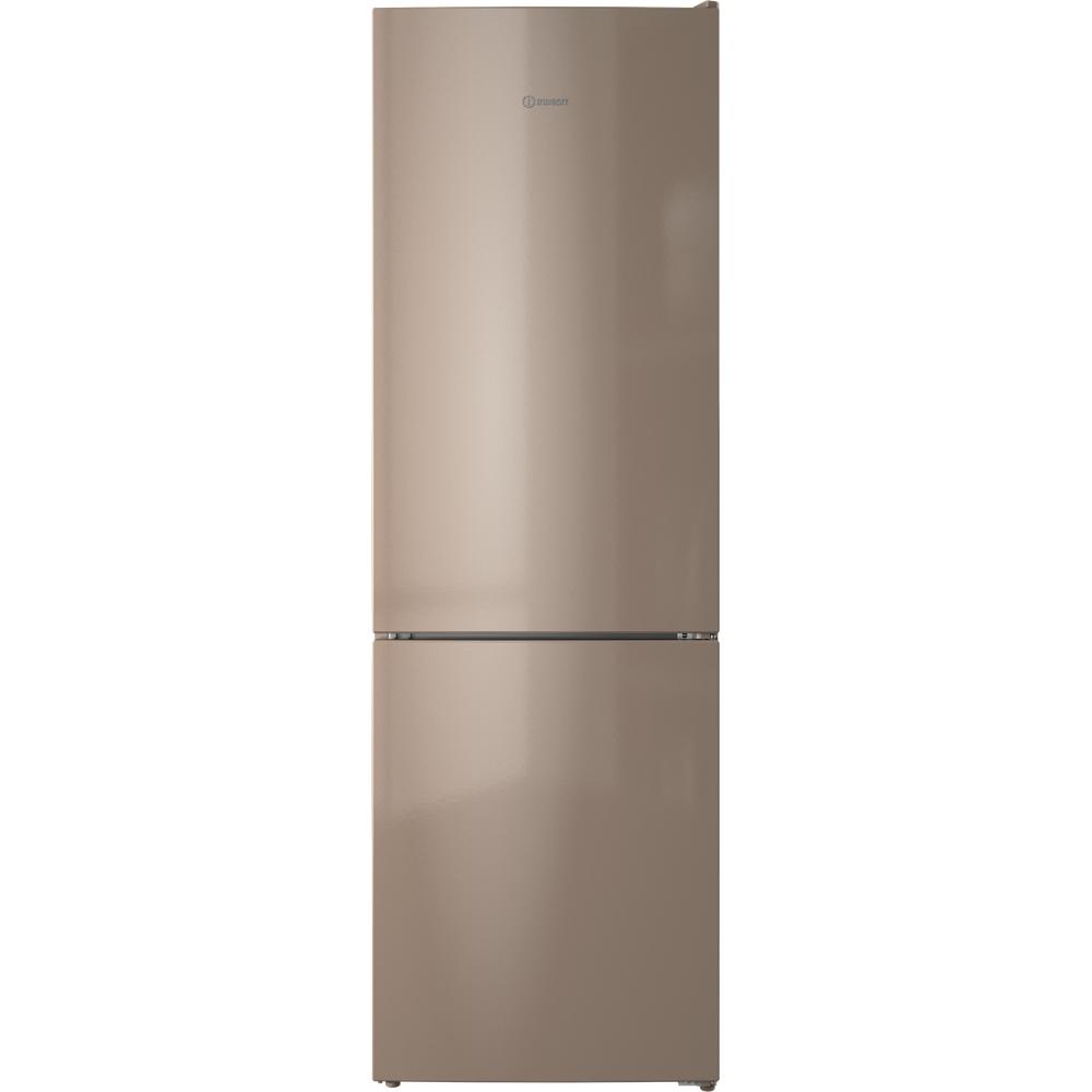 Indesit Холодильник с морозильной камерой Отдельностоящий ITR 4180 E Розово-белый 2 doors Frontal