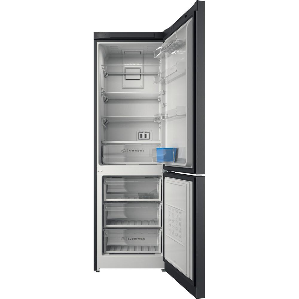 Indesit Холодильник з нижньою морозильною камерою. Соло ITI 5181 S UA Сріблястий 2 двері Frontal open