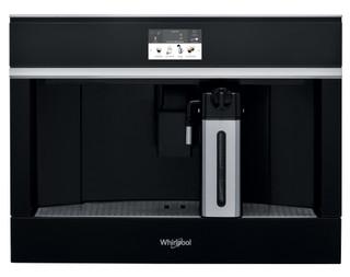 Kalusteisiin sijoitettava Whirlpool kahviautomaatti - W11 CM145