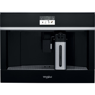 Whirlpool Built-in coffee machine W11 CM145 Dark Grey Fully automatic Frontal