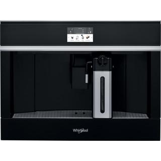 Whirlpool Įmontuojamas kavos aparatas W11 CM145 Tamsiai pilkas Fully automatic Frontal