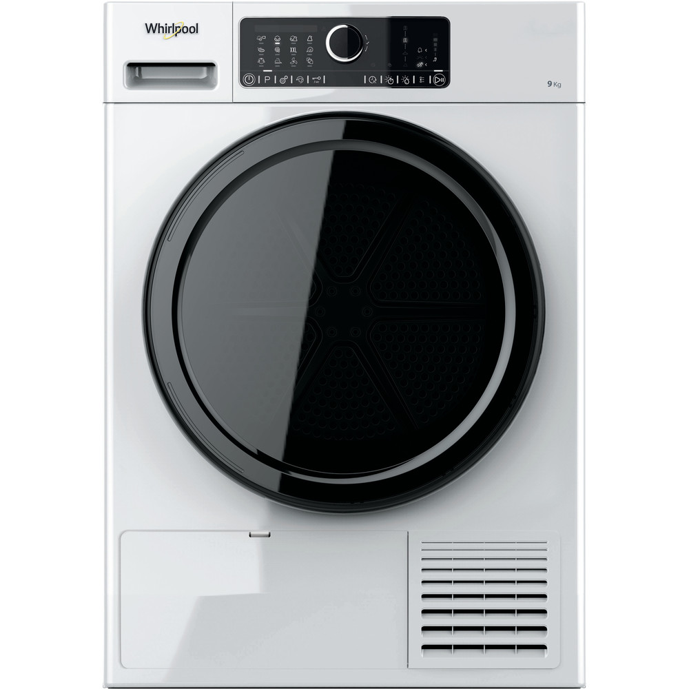Whirlpool Heat Pump Tumble Dryer: Freestanding, 9kg - ST U 93E UK