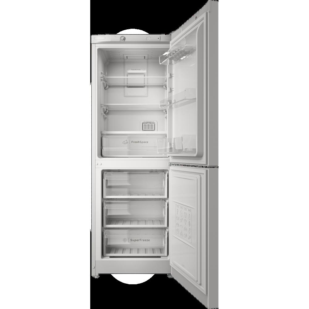 Indesit Холодильник с морозильной камерой Отдельностоящий ITS 4160 W Белый 2 doors Frontal open