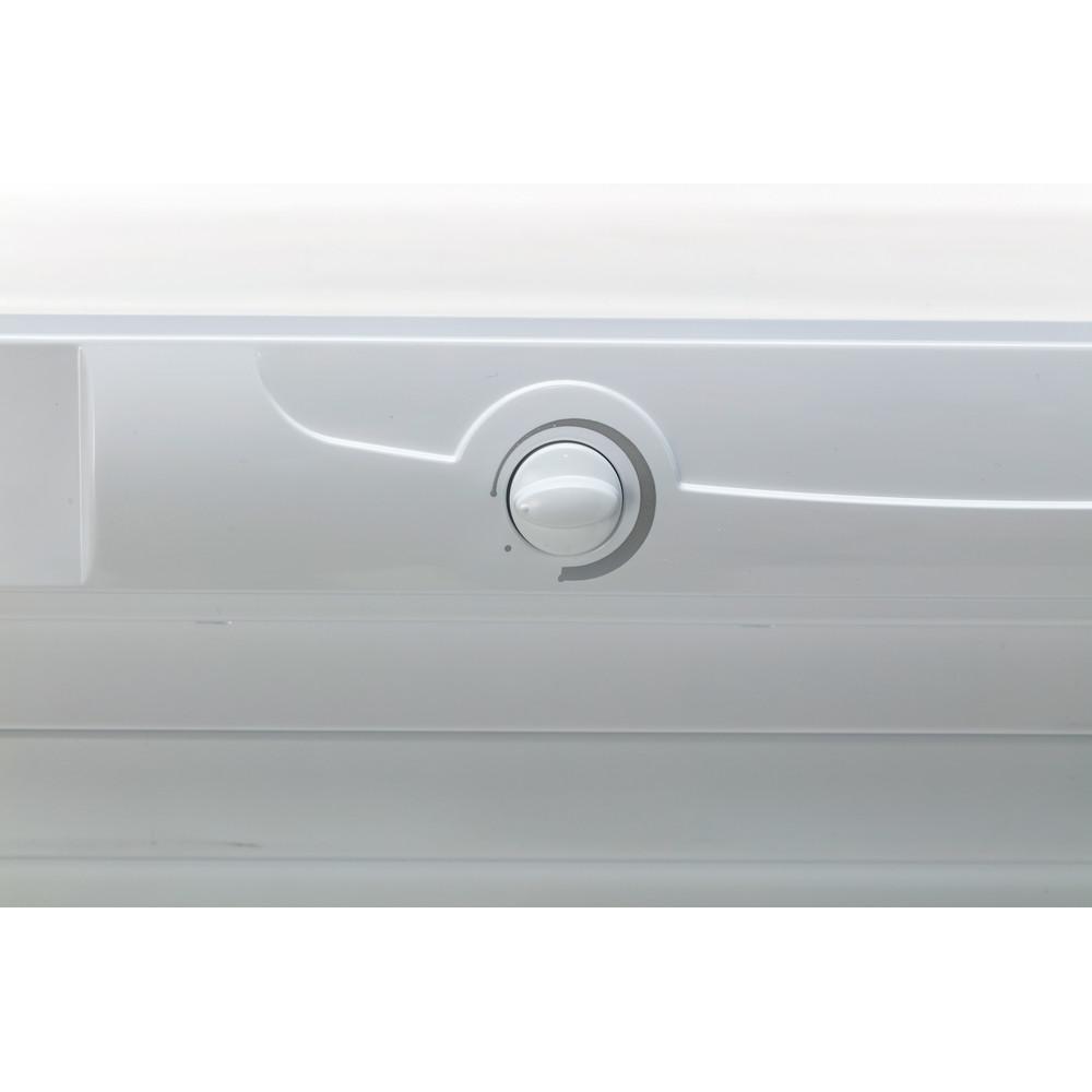 Indesit Морозильная камера Отдельностоящий IDU 0150 Белый Control panel