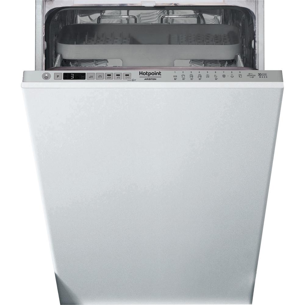 Hotpoint_Ariston Посудомоечная машина Встраиваемая HSIO 3T235 WCE Full-integrated A Frontal