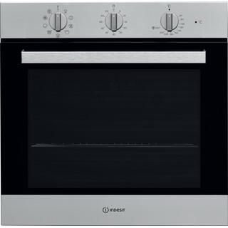 Εντοιχιζόμενος ηλεκτρικός φούρνος Indesit: χρώμα inox