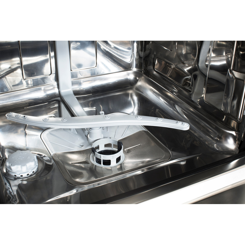 Indesit Lave-vaisselle Encastrable DBC 3C24 AC X Semi-intégré E Cavity