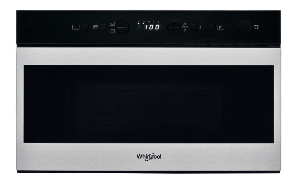 Whirlpool Microwave Vgradni W7 MN840 Emajlirana Elektronsko 22 Mikrovalovna pečica z grilom 750 Frontal
