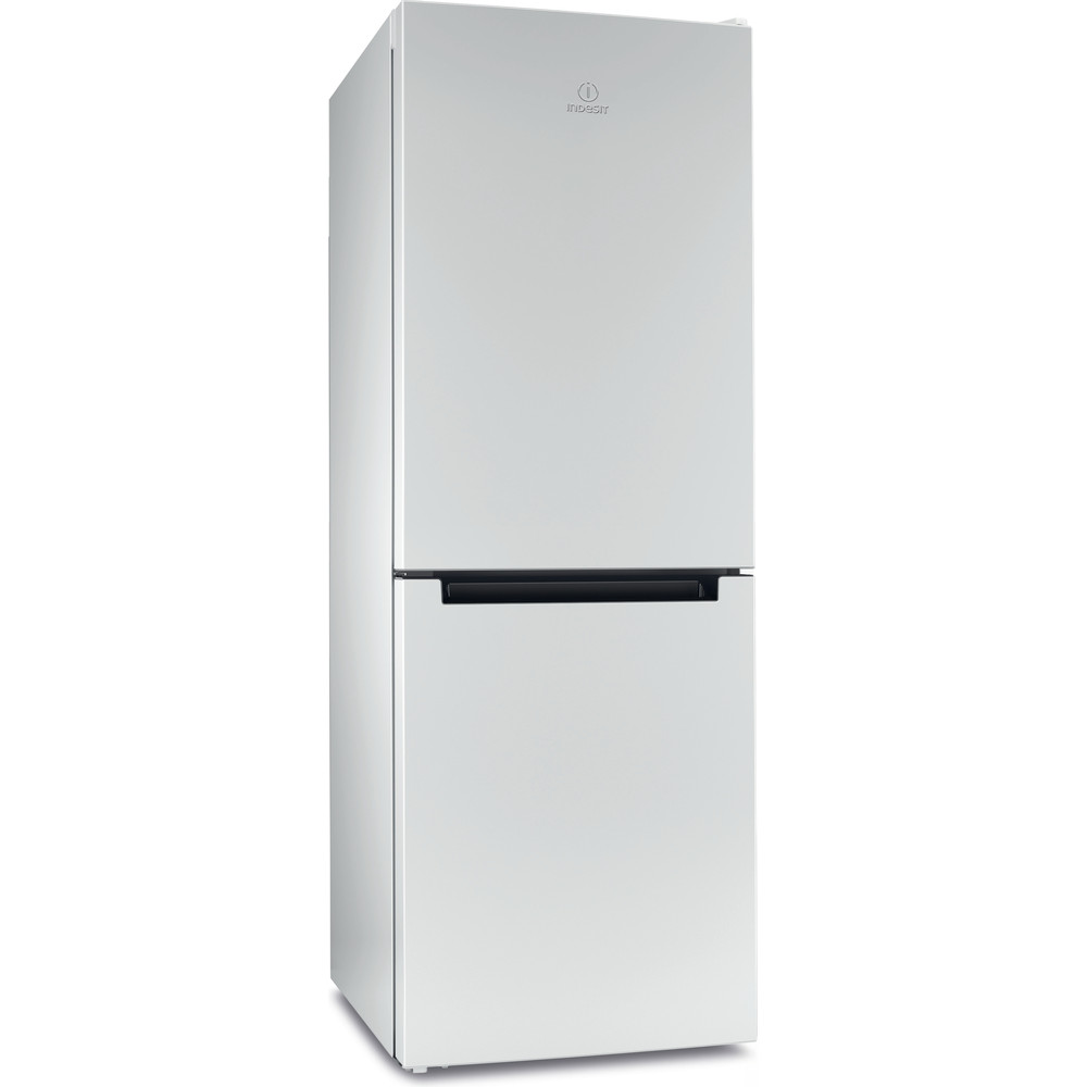 Indesit Холодильник с морозильной камерой Отдельностоящий DSN 16 Белый 2 doors Perspective