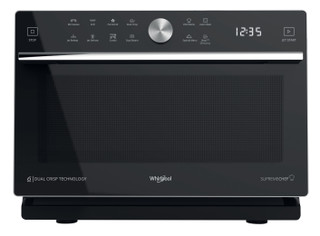 Whirlpool free-standing microwave oven: silver colour - MWP 339 SB