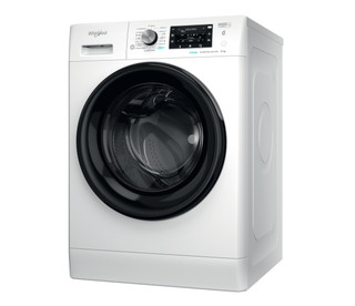 Whirlpool szabadonáló elöltöltős mosógép: 8,0kg - FFD 8638 BV EE