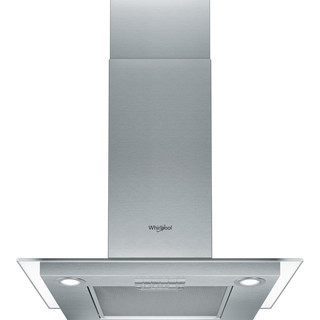 Whirlpool Absolute WHFG 63 F LE X Cooker Hood 60cm - Stainless Steel