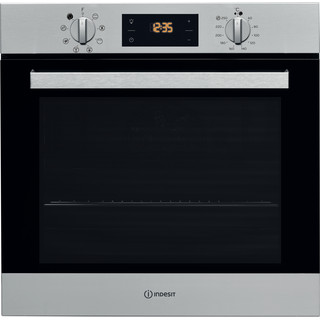 Indesit OVEN Built-in IFW 6544 H IX UK Electric A Frontal
