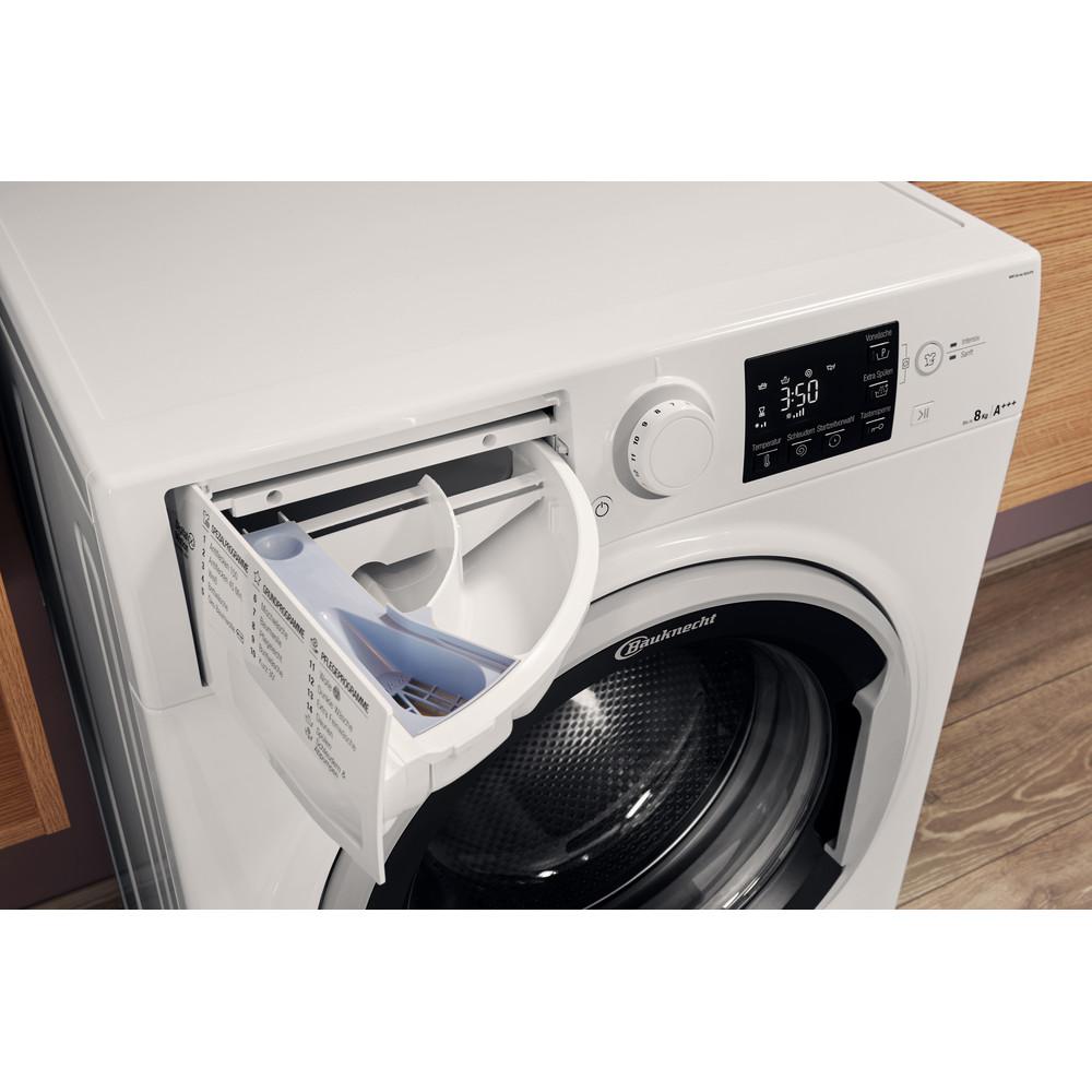 Waschmaschine wo kommt flüssigwaschmittel rein