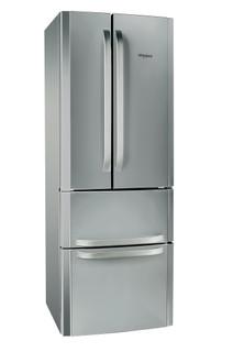 Whirlpool szabadonálló hűtő-fagyasztó: fagymentes - W4D7 XC2