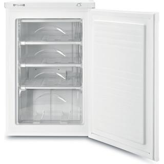 Surgélateur armoire posable Indesit: Couleur blanche